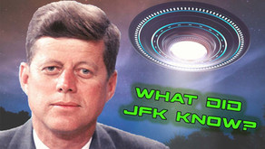 Was JFK assassinated by the Majestic 12... because of aliens?