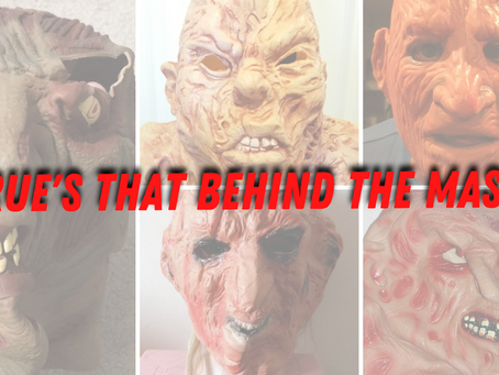 Terrible Freddy Krueger masks to inspire you for Halloween