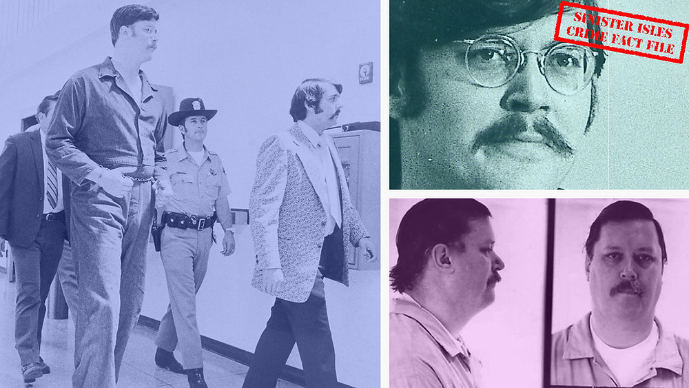 "Edmund Kemper was 6""9, but he snapped after a lifetime of being made to feel small... by his mum"