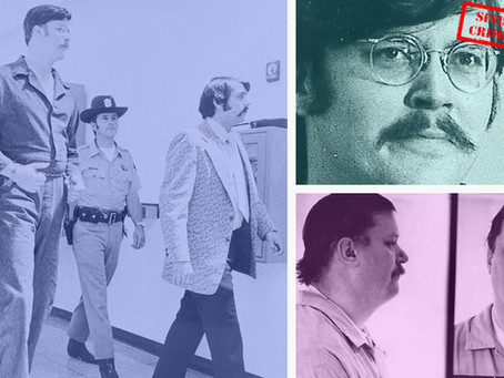 Ed Kemper hated his mum so much he cut her head off and had sex with it