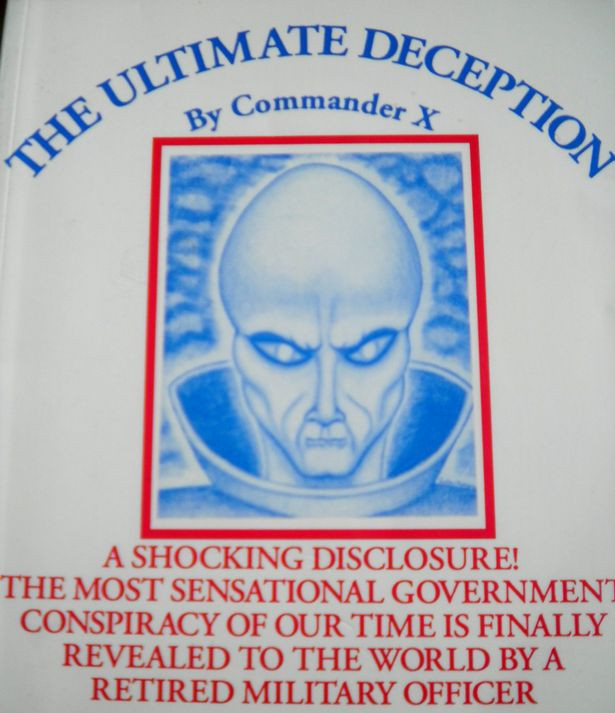 commander X the ultimate deception