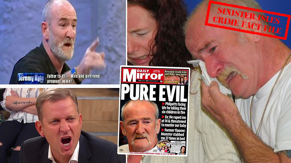 Mick Philpott wanted fame and fortune, even after he killed his kids in a house fire