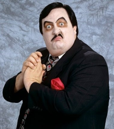 Paul Bearer was inducted to the WWE Hall of Fame in 2014, a year after his death