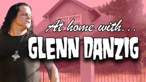 At home with Glenn Danzig: Look inside Misfits star's dirty toy-strewn house