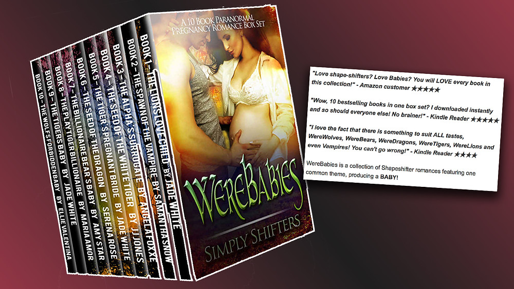paranormal romance, paranormal pregnancy, shapeshifter romance