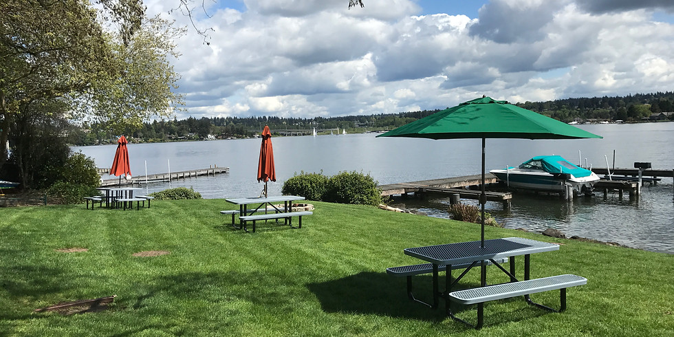 Picnic Table Reservations - Summer 2018