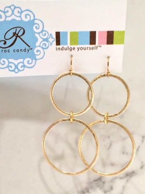Simple Gold Loops