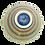 Thumbnail: Pru Green Pottery - Bright Colourful Ceramic Bowl