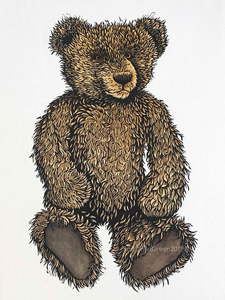 Katherine Green - Teddy Bear