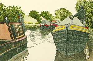 Jan Dingle - The Cruise Past - Narrow Boats