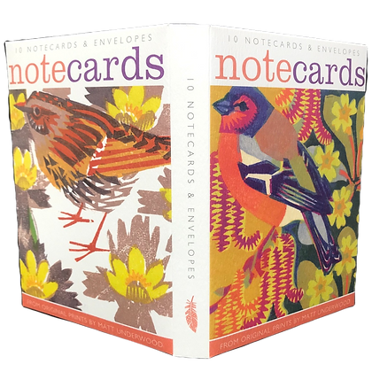 Matt Underwood - Notecards and Envelopes by Art Angels Publishing