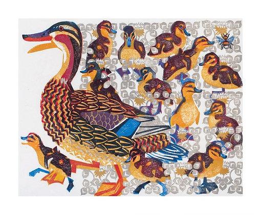 A Dozen Ducklingsby Matt Underwood -Single Card