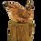 Thumbnail: Wildlife Sculpture - Wren by Simon Griffiths