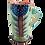 Thumbnail: Pru Green Pottery - Espresso Cup - Colourful Handmade Ceramics