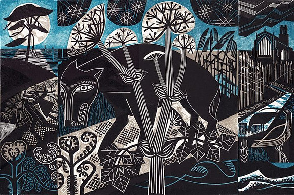 Clare Curtis Black Shuck