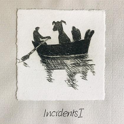 Tessa Newcomb - Incidents I - Complete Set - Signed