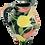 Thumbnail: Pru Green - Classic Large Jug Tulip Design