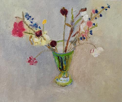 Little Yellow Bud- Fiona Scheibl