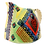 Thumbnail: Pru Green Pottery - Colourful Small Can Jug