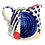 Thumbnail: Simon Sharp Pottery - Large Abstract Can Jug