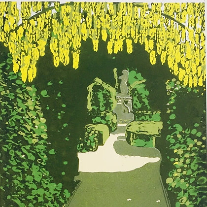 John Colliety - Bridge End Gardens Saffron Walden