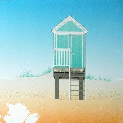 Turquoise Beach Hut - Michael Papworth