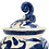 Thumbnail: Pru Green Pottery - Blue and White Jar with Lid