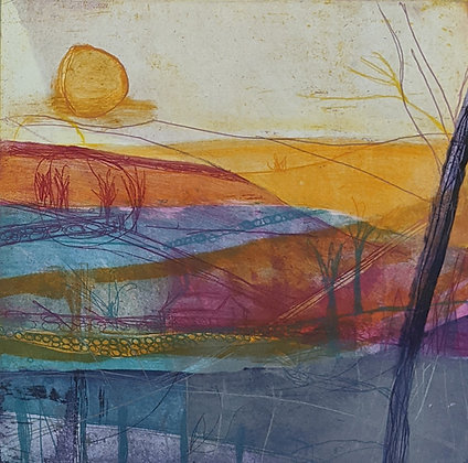 Louise Davies - Afternoon Sun