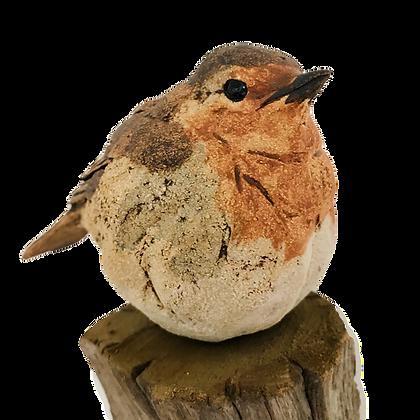 Robin Sculpture by Simon Griffiths