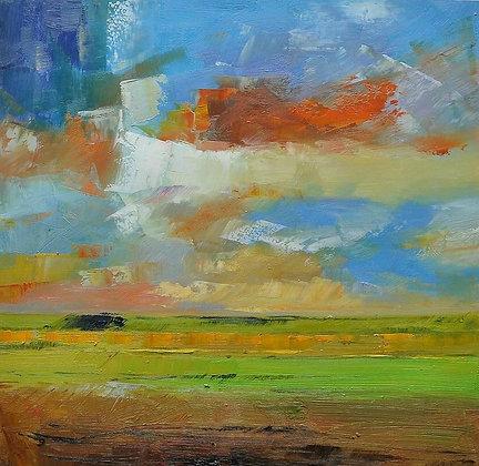 Debbie Scott - Sky - The Fens