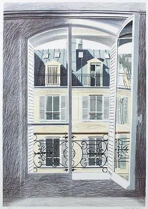 Glynn Boyd Harte - French Window