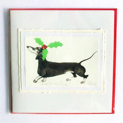 Alison Read Christmas Cards - Christmas Chic