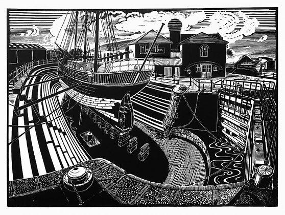 James Dodds - T Neilson Shipyard,Gloucester Dock