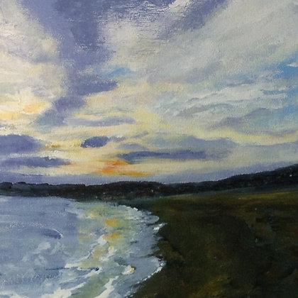 Holland on Sea - Sally Pudney Original Painting