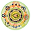Thumbnail: Pru Green Pottery - Colourful Small Bowl