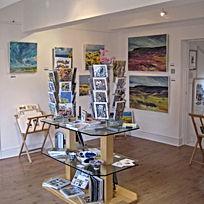 Interior II at Church Street Gallery Saffron Walden Essex