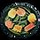 Thumbnail: Pru Green -  Medium 17.5 cm Tulip Bowl