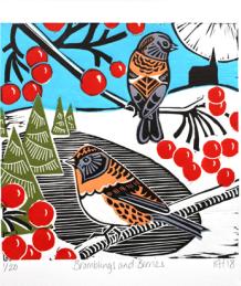 Kate Heiss - Bramblings and Berries