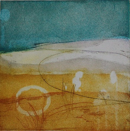 Louise Davies - Golden Sands