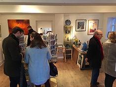Open Evening at Church Street Gallery Saffron Walden