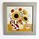 Thumbnail: Catriona Hall - Still Life - Dog Dahlias and Sunflowers - Original Painting