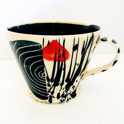 Simon Sharp Pottery - Contemporary Studio Pottery  - Large Mug