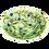 Thumbnail: Pru Green - Large Bowl Bottlebrush Flower Design