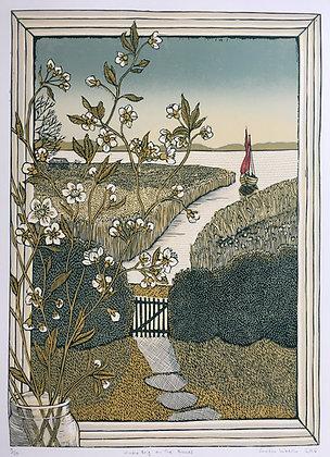 Vanessa Lubach-Printmaker-Church-Street-Gallery-Linocut