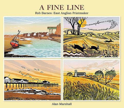 A Fine Line - Rob Barnes : East Anglian Printmaker