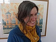 Printmaker Vanessa Lubach Church Street