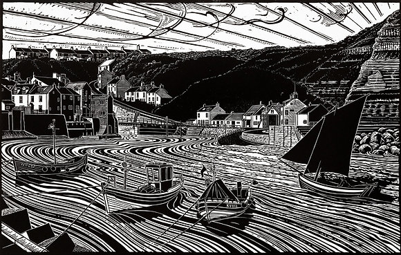 James Dodds - Staithes North Yorkshire