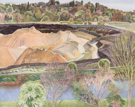 Ivy Smith - Whitlingham Gravel Workings