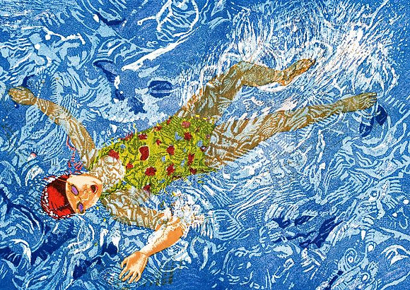 Ivy Smith - Girls Swimming 2