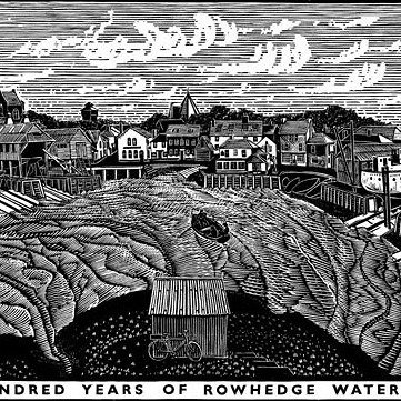 James Dodds - A Hundred Years of Rowhedge Waterfront